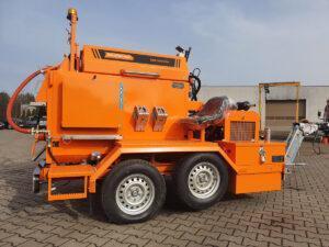 Zalewarka do asfaltu RWK 600/500 H